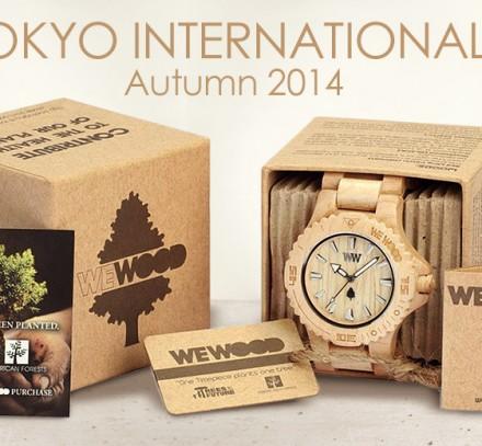 THE 78th TOKYO INTERNATIONAL Gift Show Autumn 2014 出展のお知らせ