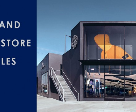 STONE ISLAND THE NEW FLAGSHIP STORE IN LOS ANGELES